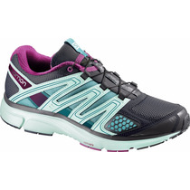 Zapatillas Salomon X Mission Dama Trail Running Palermo