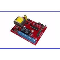 Central Placa Motor Portão Eletrônic Rossi Omegasat Peccinin