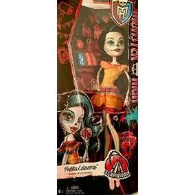 Monster High Scarnival - Skelita Calaveras Doll