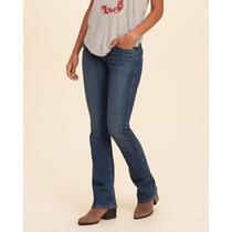 Roupa Calça Hollister Jeans Feminina Importado Tamanho 36-38