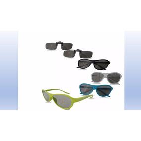 Kit 6 Óculos 3d Tv Cinema Ag F520 F420 Lg + 2 Dual Play 3d