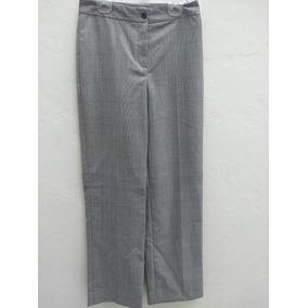 Pantalón De Vestir Color Gris