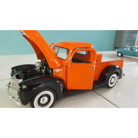 Camioneta Ford A Escala 1:18 Modelo 1940 Colletion