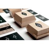 Cajas Para Hamburguesa Personalizadas, Envios Todo El Peru