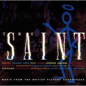 The Saint Cd Soundtrack Duran Duran David Bowie Moby Orbital