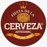 Fiesta De La Cerveza Artesanal 7ma Edición - Pilar