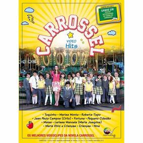 Dvd Carrossel Video Hits - Original Lacrado