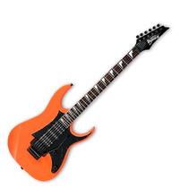 Guitarra Eléctrica Ibañez Rg Naranja Grg250dxb Vor