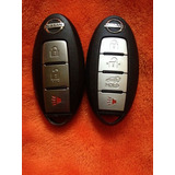 Llave Control Nissan Altima Versa Rogue Xtrail Juke Sentra