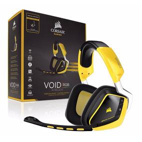 Auriculares Gamer Corsair Void Rgb Wireless Dolby 7.1 Edicio