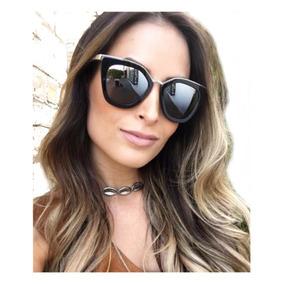 Óculos Prada Sps54l Social Original Com Case E Paninho ! - Óculos no ... 413065dd6c