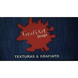 Grafiato E Texturas Direto Da Fabrica Com Preço Especial