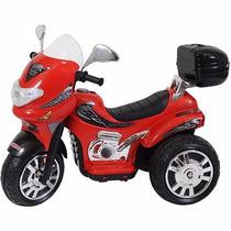 Moto Eletrica Sprint Turbo 12v. Vermelha - Biemme (61168)
