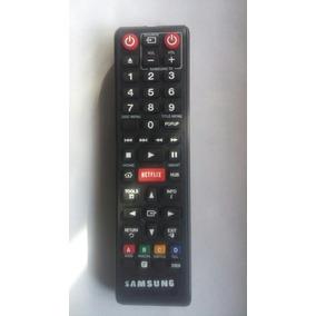 Control Remoto Samsung Bluray Con Boton Netflix