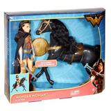 Dc Comics Wonder Woman & Horse