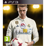 Fifa 18 Legacy Edition - Ps3 Digital