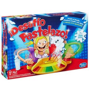 Juego De Mesa Desafío Pastelazo Hasbro Original