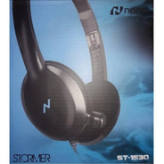 Auricular Noga St 1530 Headset Con Micrófono Ps4 Tablet Celu