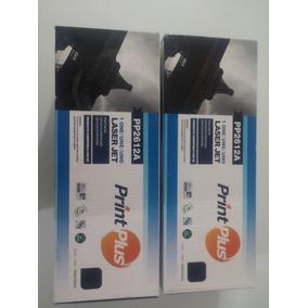 Toner Print Plus Pp2612a Para Impresoras Hp Q2612a