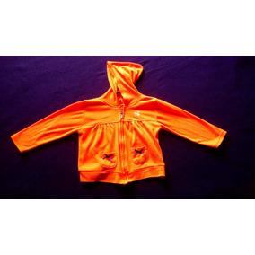 Sweter Para Niña Con Capuchita 1 A 2 Años.