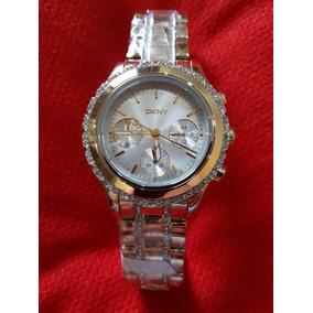 badf0c8437d Relógio Dkny Ny 1340 Masc Cronografo Original Super Novo - Relógios ...
