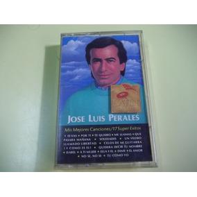 Jose Luis Perales Mis Mejores Canciones 17 S.edicion Rara