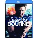 Blu Ray O Legado Bourne - Dub/ Leg, Lacrado