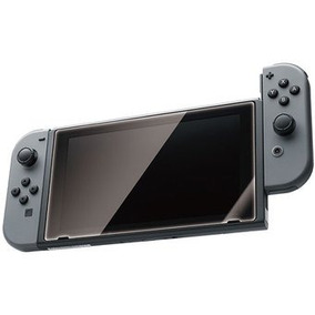 Mica Cristal Templado Nintendo Switch Consola Glass /e +
