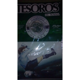 Moneda De Plata De 100 Pesos Mundial Mexico 1986