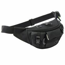 Pochete Masculina Bolsa De Cintura Esportiva Motoqueiro