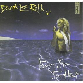 Cd - David Lee Roth - Crazy From The Heat - Importado