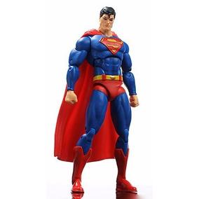 Dc Icons Superman Action Figure Man Of Steel Batman New 52