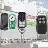 Llave Control Remoto Del Garaje Para Liftmast - 372161087787