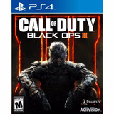 Call Of Duty Black Ops Iii Ps4 Usado - Ingles