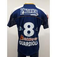 Jersey Pep Guardiola 8 Dorados Sinaloa Joma Visita Azul 2006