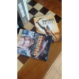 Série: Spartacus 1a Temporada Completa + Box Início Da Saga