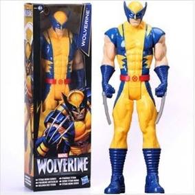 Wolverine Titan Hero X Men Hasbro Novo Pronta Entrega