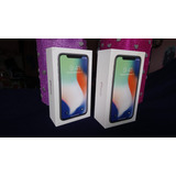 Iphone X 256gb At&t Nuevo Sellado $20599leer Descripcion