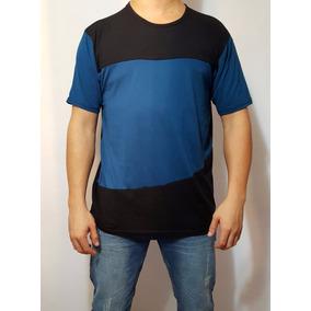 Camiseta Urbana Moda Casual Ropa Fashion Corte Slim Fit L Xl