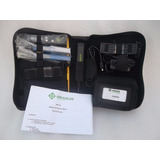 Kit Microscopio Potenciometro Fibra Optica Greenlee Gvis300
