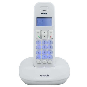Telefone Sem Fio Vtech Vt650w Identificador De Chamada