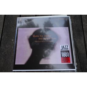 Bill Evans Trio - Waltz For Debby Vinilo Europeo 180gr Nuevo