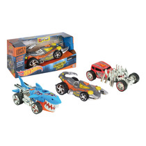 Auto Vehiculo Hot Wheels Extreme Action Intek 90510