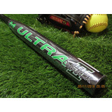 Bat Softball Miken Ultra I I Black 2016/ Envio+ Manga Gratis