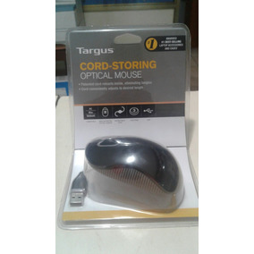 Mouse Targus Retractil Usb Laptop / Pc