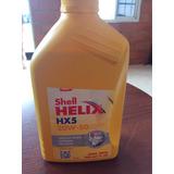 Aceite Shell 20w50 Mineral Sellado.