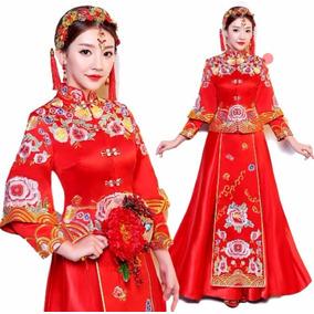 Vestido De Novia 2018 Estilo Oriental (directo China)#2706