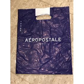 Sacola Aeropostale Original Roupas Papel Presente Tam P 4
