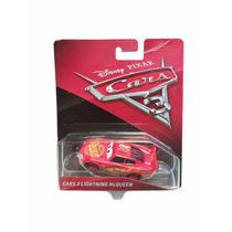 Cars 3 : Lightning Rayo Mcqueen De Mattel- Minijuegos