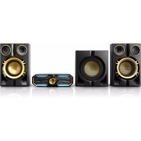Mini System Philips Fx70 1600w Rms Bluetooth Usb Nfc Home Th